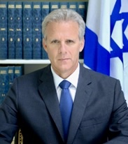 Evening with Ambassador Michael Oren